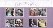 2012 diamond jubilee Commemoratives Presentation pack no. 472